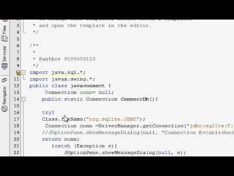 Java Prog 109 How To Make The Jar File For The Netbeans Java Project Clean And Build Part 1