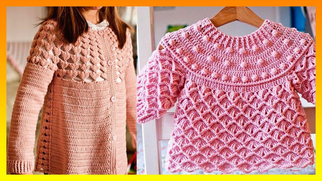 Ropitas y conjuntos tejidos a crochet