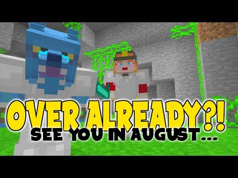 JULY'S UHC MULTIPLAYER OVER ALREADY?! SEE YOU IN AUGUST!! // MINECRAFT XBOX