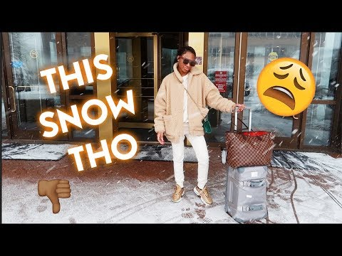 TRAVEL DIARY: Canceled Flights AGAIN?! 🙄 WE WILL NOT HAVE IT!  ▸ VICKYLOGAN