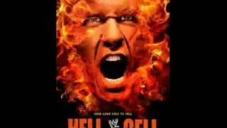 WWE 2011 HELL IN A CELL MATCH CARDS