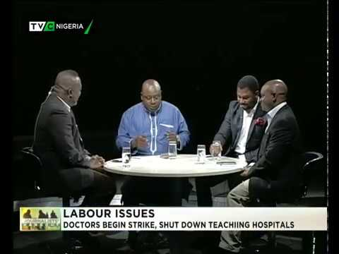 Journalists' Hangout 5th September 2017 | Resident  Doctors Strike