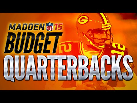 """MUT 15"": How to Get the BEST QUARTERBACKS on a BUDGET in Madden 15 Ultimate Team!"