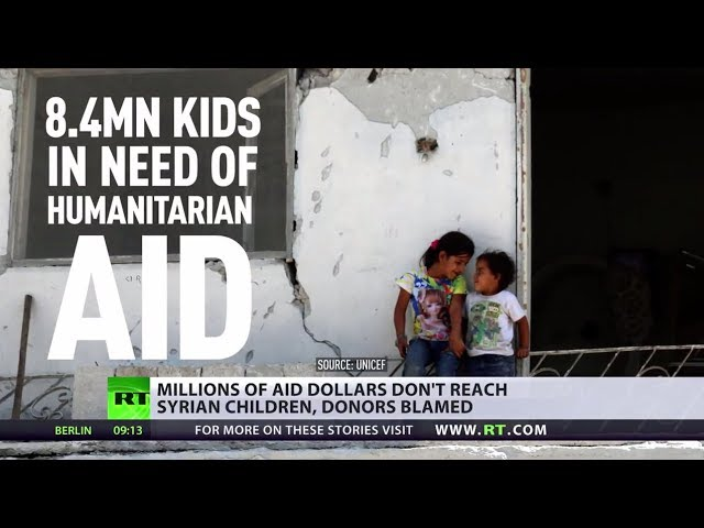 Lost Generation: Millions of Western dollars meant to save Syrian children vanished