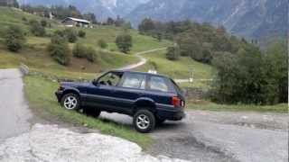 Range Rover P38 2.5 DSE Traction Control