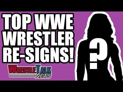 Daniel Bryan Teases Bullet Club Move! TOP WWE Star RE-SIGNS! | WrestleTalk News May 2018