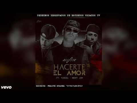 Hacerte El Amor - Wisin & Yandel Ft Nicky Jam ( El Regreso ) Audio ★Estreno 2017★