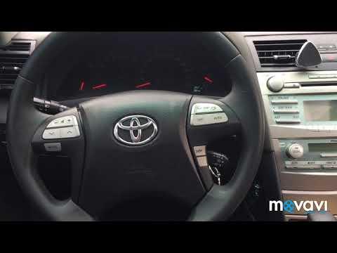 Toyota Camry. Расходы владения