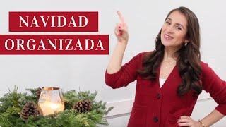 Organiza tu Navidad! Para disfrutar SIN estres