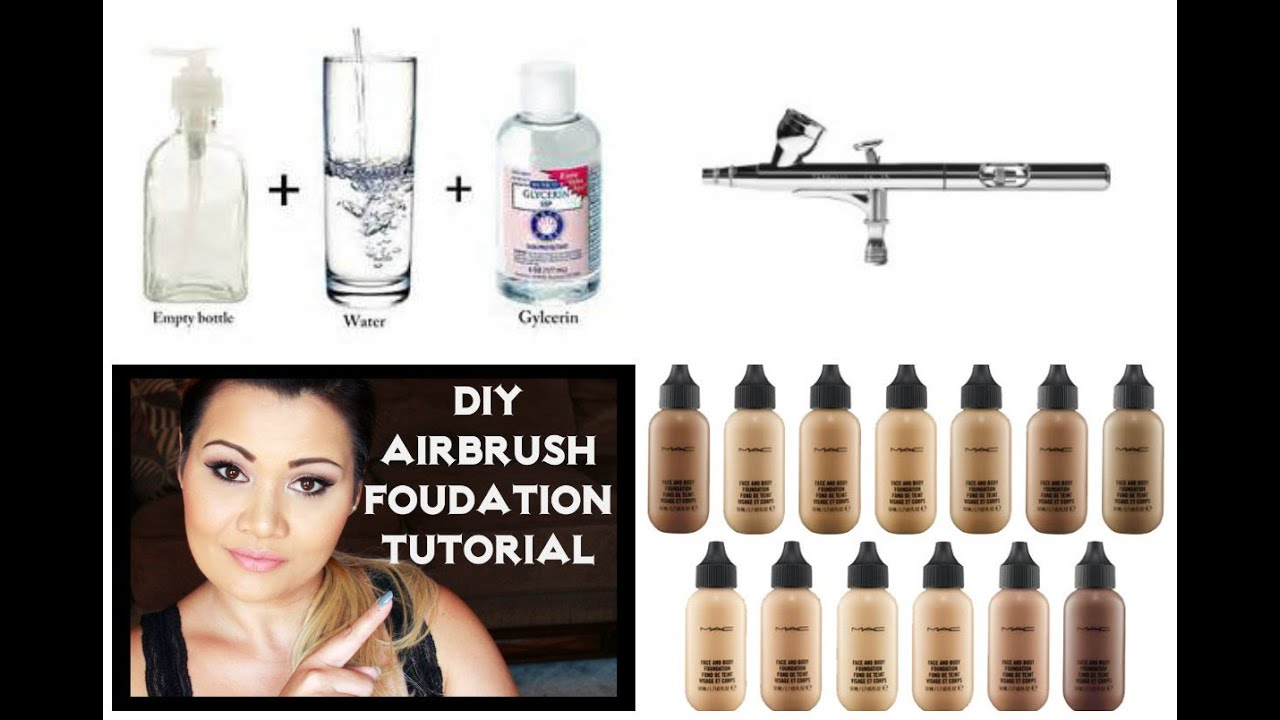 Diy airbrush foundation made easy and inexpensive tutorial youtube diy airbrush foundation made easy and inexpensive tutorial solutioingenieria Choice Image