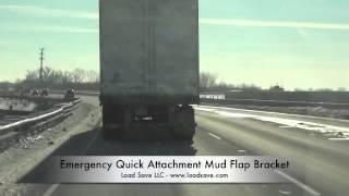 Video Emergency Quick Attachment Mud Flap Bracket - Real World download MP3, 3GP, MP4, WEBM, AVI, FLV April 2018