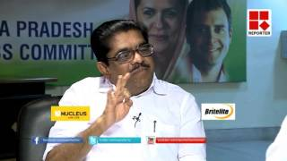 M V Nikesh Kumar Interviews V M Sudheeran- Close Encounter