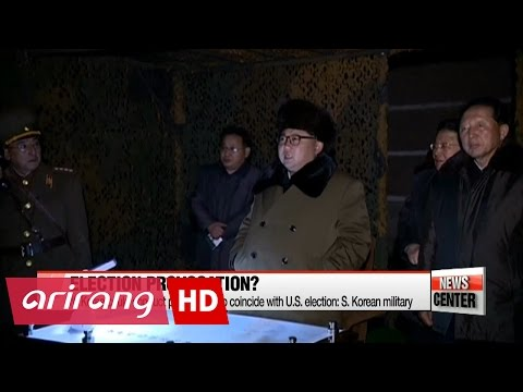 N. Korea could conduct provocation to coincide with U.S. election: S. Korean military