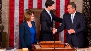Reversal: How Paul Ryan Became Speaker of the House