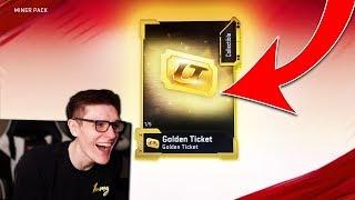 I GOT A GOLDEN TICKET... Madden 20 Ultimate Team
