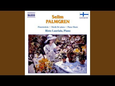 "6 Lyric Pieces, Op. 28 ""Youth"": I. Praeludium"