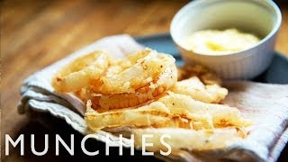 How To Make Gluten-free Onion Rings With Chris Kronner