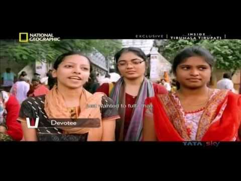 Inside Tirumala Tirupati By NGC Aired On 27th Of March, 2017