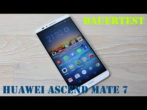 Huawei Ascend Mate 7 Dauertest - 1 Jahr danach (Deutsch) | InstantMobile