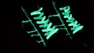 DIY: Как сделать Неоновые Кеды / Кроссовки / DA(Приветствую всех, дорогие друзья! И сегодня я покажу как сделать неоновые шнурки, кеды или кроссовки! Если..., 2014-09-04T23:08:01.000Z)