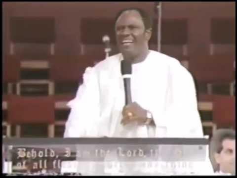 Download ARCHBISHOP BENSON IDAHOSA ( HAVE FAITH IN GOD )