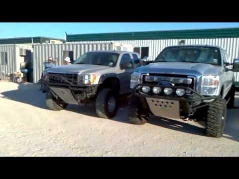 2011 f250 pre runner truck (badass truck from sth - YouTube