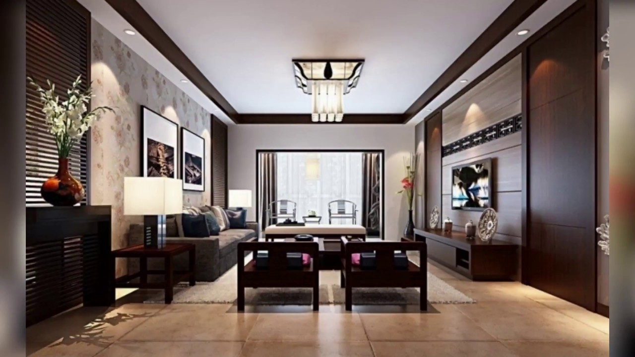 Top 35 Living Room Ceiling Design 2020 |HD| - YouTube