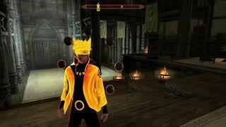 Naruto Six Paths Sage Mode Skyrim Mod