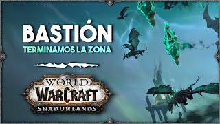 World Of Warcraft: SHADOWLANDS | Terminamos Bastión y ataca Maldraxxus!