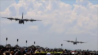 C 130 Vs C 17 Short Landings And Takeoffs