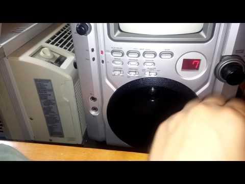 TSM STVG-520 B/W TV CD graphics karaoke system