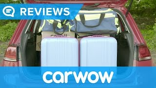 Volkswagen Golf 2012-2016 Hatchback practicality review | Mat Watson Review