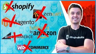 Best Ecommerce Platform For Dropshipping In 2019?