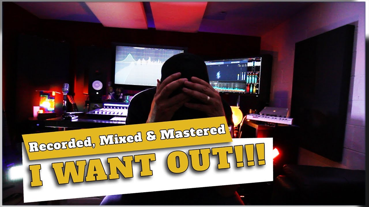 I Want Out! Recording Mixing Mastering | Tools I Used