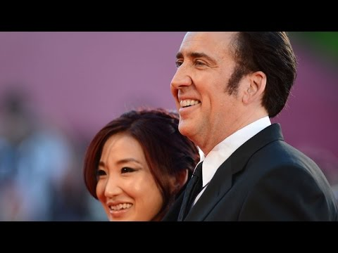 Nicolas Cage and Wife Alice Kim Are Separated After 11 Years of Marriage, Rep Confirms