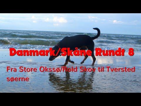 Danmark/Skåne Rundt 8 - Fra Store Okssø/Rold Skov til Tversted Søerne