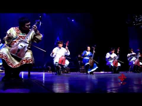 HAYA BAND FULL STEAM AHEAD & MONGOLIA HORSE (WORLD MUSIC)