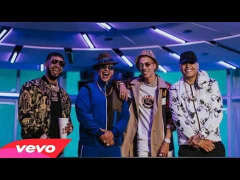 Asesina (Remix) - Brytiago  Darell  Daddy Yankee  Anuel AA (NoCopyrightRecord)