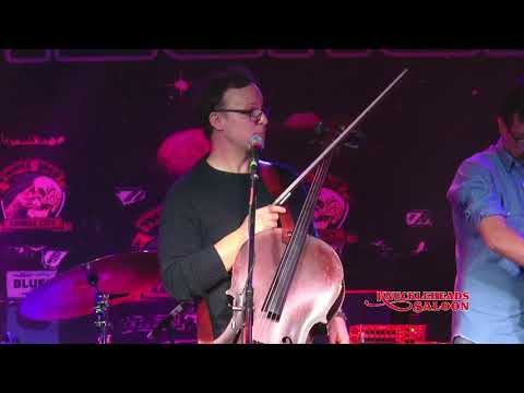 Ben Sollee plays Knuckleheads Saloon   03 March 2018