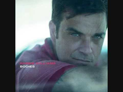 Robbie Williams  bodies Aeroplane remix