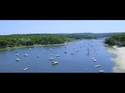 Centerport NY - Long Island Drone Video Production