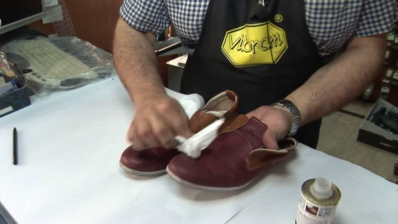 De Cuero Zapatos Youtube Eliminar Manchas En wOxtR