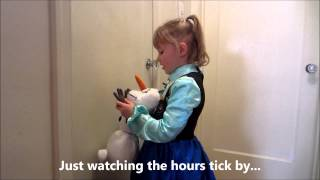 Repeat youtube video Samantha Sings Do You Want to Build A Snowman from Frozen