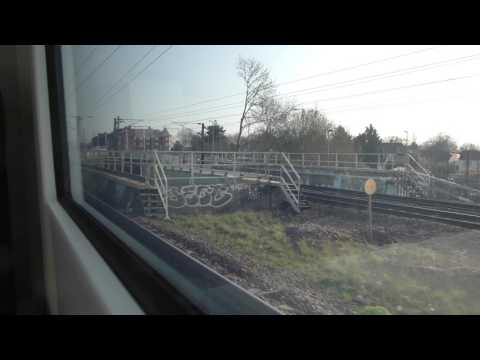 Thameslink 700046 From Elstree & Borehamwood to Mill Hill Broadway