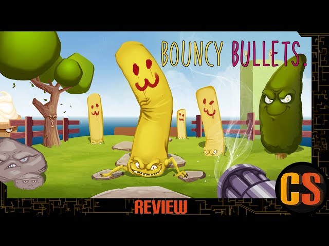 BOUNCY BULLETS - PS4 REVIEW