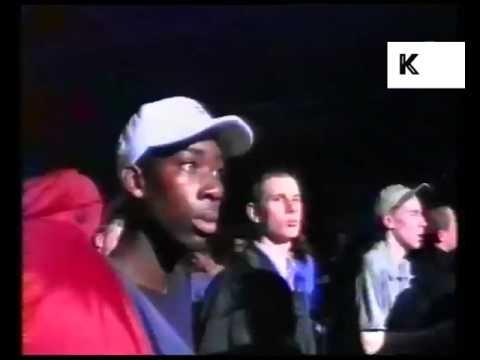 Late 1990s UK Club, Drum and Bass, Jungle, Baseball Caps