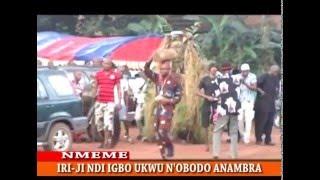 CLASSICAL ANNUAL NEW YAM FESTIVAL OF IGBO UKWU, ANAMBRA STATE