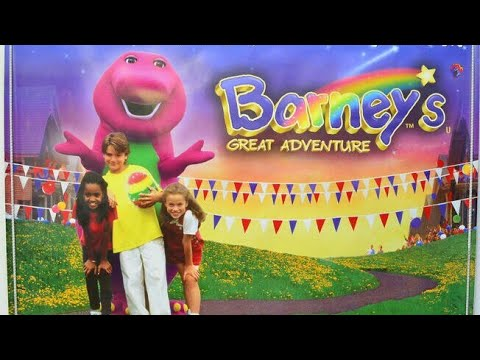 Barney's Great Adventure play along - Part 1