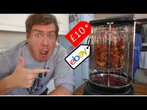 My £10 Ebay Rotisserie! - Kitchen Gadget Testing