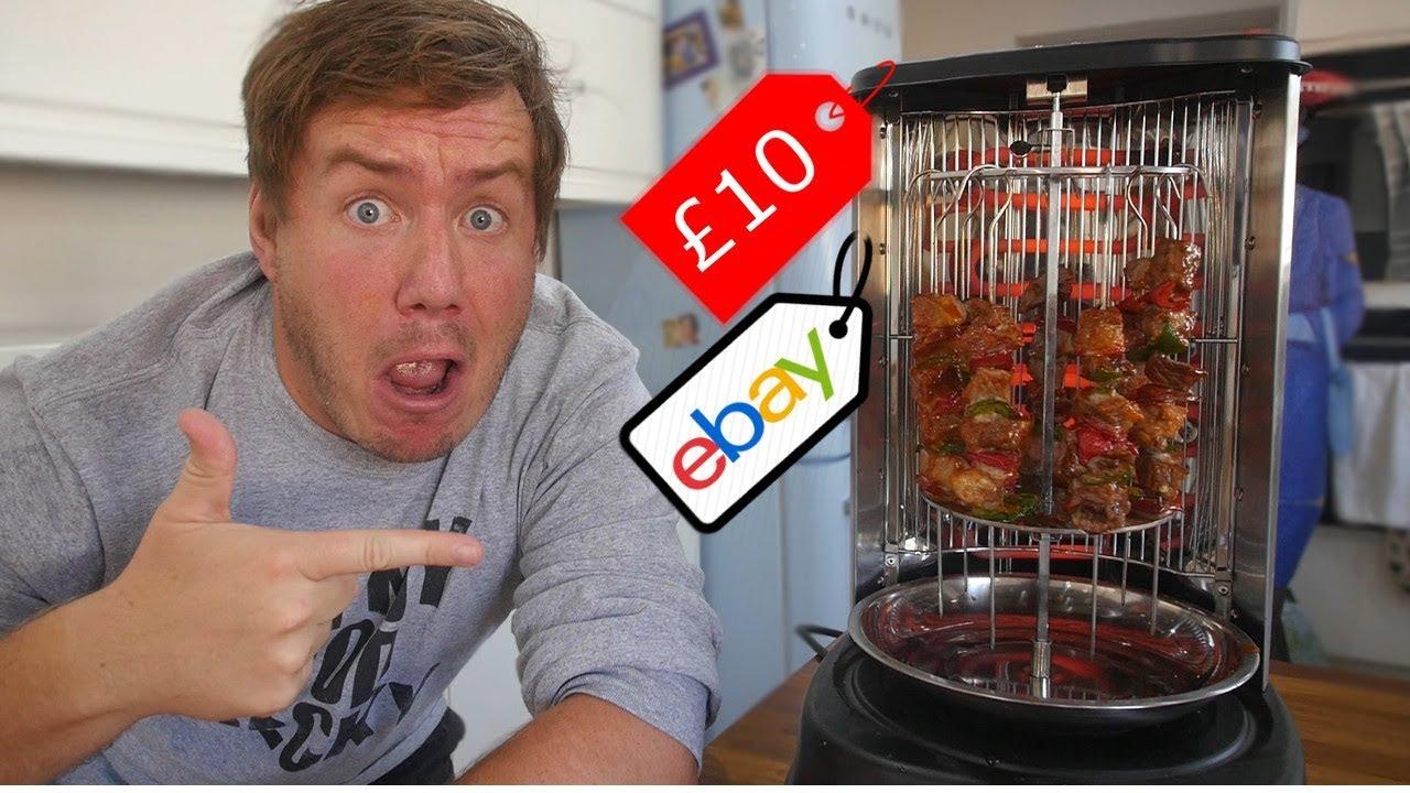 Download My £10 ebay rotisserie! - kitchen gadget testing